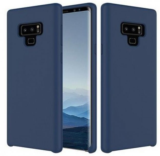 Note 9 ในเคสสีน้ำเงิน