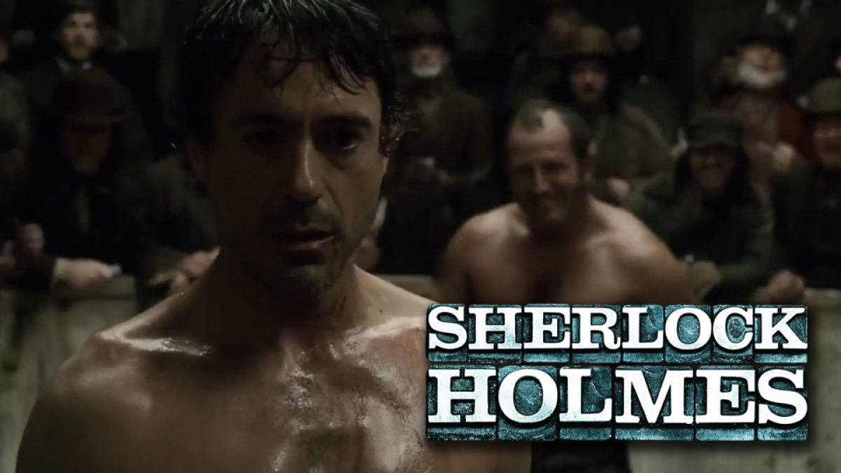 ถือว่าพี่สอนละกัน...เชอร์ล็อก โฮล์มส์ แนะขั้นตอนเอาชนะคู่ต่อสู้ด้วยมือเปล่า