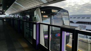 หนุ่มรีวิวรถไฟฟ้าสายสีม่วง ยังไม่ตอบโจทย์ ค่าโดยสารแพงเกือบเท่าค่าแรงขั้นต่ำ!!