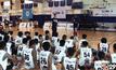 """การ์ด """"นักเก็ตส์"""" สอนเยาวชนไทยโครงการจูเนียร์ NBA"""