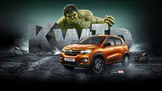 Renault จับ Hulk ลงหนังโฆษณาโปรโมตรถยนต์รุ่น Kwid