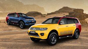 Mitsubishi Pajero Sport Splash ให้ลูกค้าเลือก คัสตอมสีรถ ใหม่ ได้ตามใจชอบ