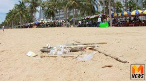 แฉภาพจริง! 'หาดพัทยา' ที่ชาวเน็ตเปรียบเหมือน 'หาดไมอามี่' ยังเสื่อมโทรม