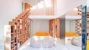 หนอนหนังสือ มีกรี๊ด! นี่แหละ บ้านในฝัน ของ คนรักหนังสือ