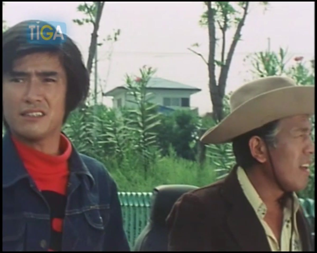 Masked Rider Stronger ตอนที่ 32-1