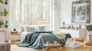 เคล็ดลับ แต่งห้องนอน ให้น่าพักผ่อนแถมดูสดชื่นกว่าเดิม