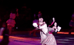 "Disney on ice Presents ""Magical Ice Festival"""