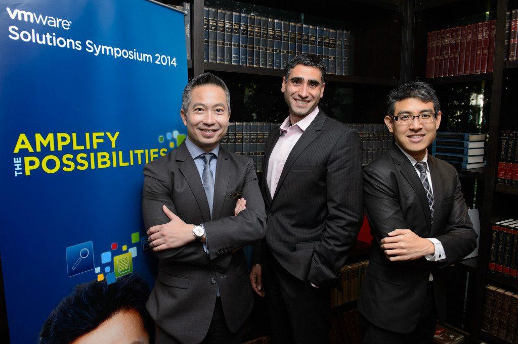 VMware Unveils Survey with Thai Enterprises 2014 - Photo