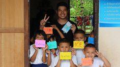 """วิทยาลัยดุสิตธานี จัด """"โครงการ DTC อาสาพัฒนาชุมชน ครั้งที่ 7"""" ณ โรงเรียนบ้านบึงไทย"""
