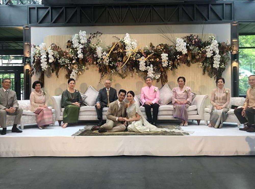 งานแต่ง เนม-ป้อ