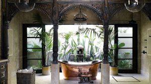 เฟรชสุด! 12 ไอเดีย ห้องอาบน้ำกลางแจ้ง เติมพลังคลายร้อน