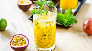 วิธีทำ passion fruit juice ดื่มน้ำเสาวรสในวันที่หมดแพชชั่นในการทำงาน