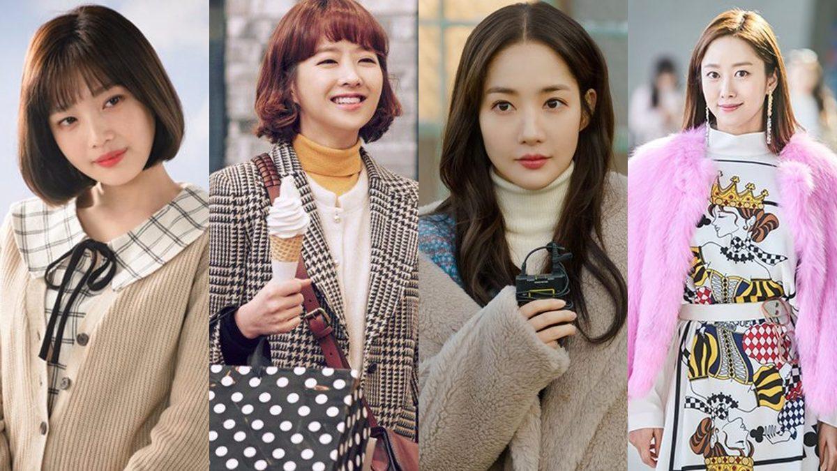 ส่องแฟชั่นหน้าหนาว 4 สาว ใน 4 ซีรีส์เกาหลีสุดฮิต แต่งตัวหน้าหนาวยังไงไม่ให้เอ้าท์!