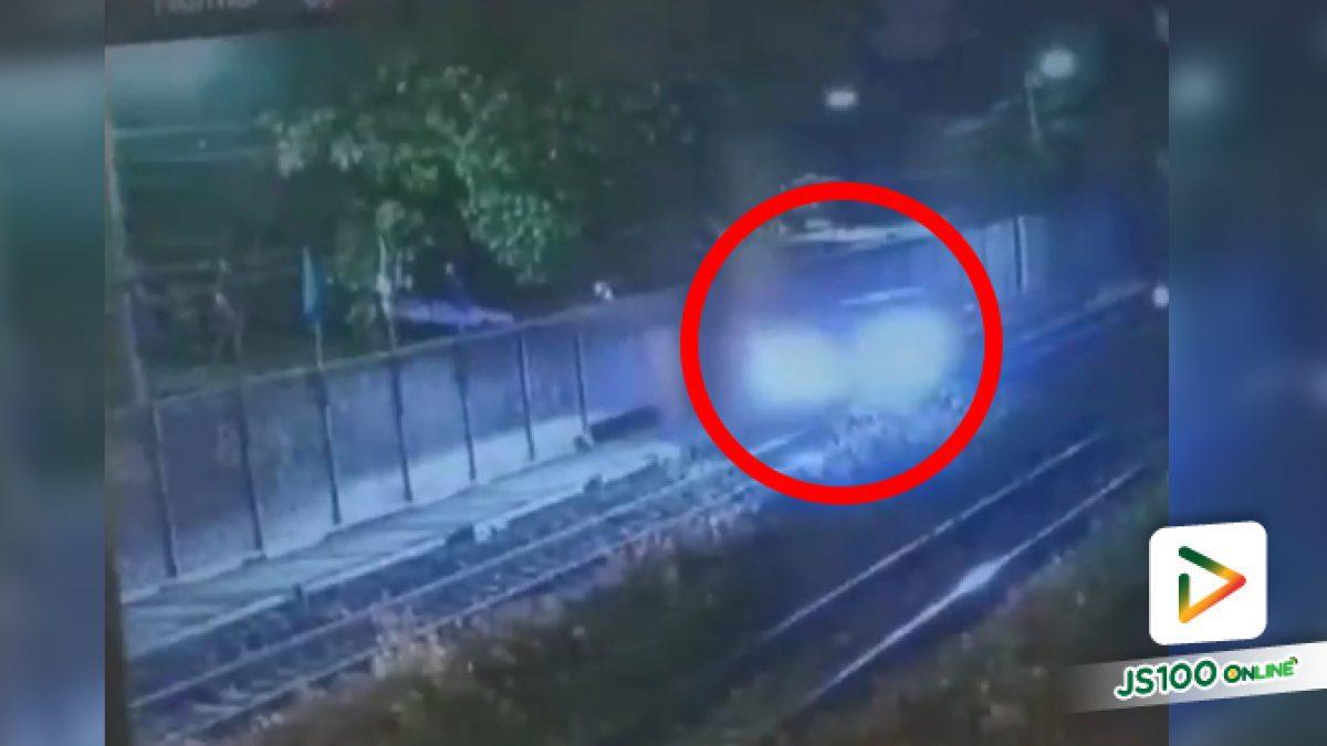 ทำไมรถไฟขบวนนี้สั้นแปลกๆ (25/11/62)