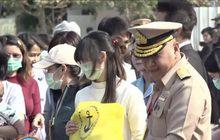 ภารกิจส่ง 137 คนไทยจากอู่ฮั่นกลับบ้านสำเร็จ