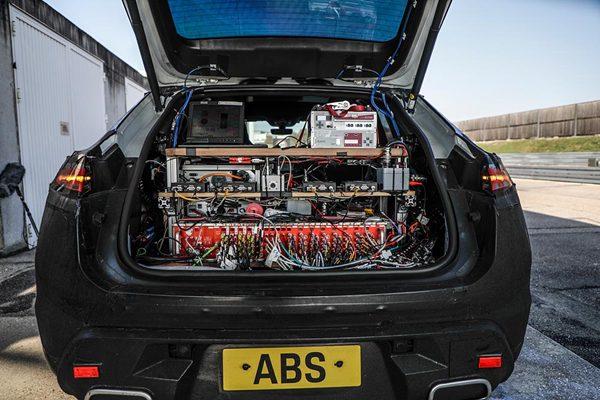 All-electric Porsche Macan
