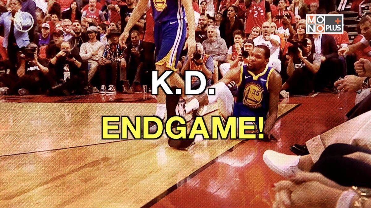 K.D. ENDGAME!