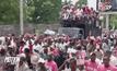 ประท้วงการเลื่อนเลือกตั้งปธน.เฮติ