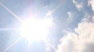 อุตุฯ เตือน ไทยตอนบนมีอากาศร้อนถึงร้อนจัด กทม. มีฝนร้อยละ 10