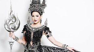ไจติยะศรีนิล ชุดประจำชาติไทย พร้อมลุย Miss Supranational 2016