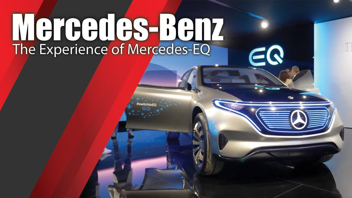 Mercedes-Benz Design Essentials II, Workshop - Progressive Luxury - The Experience of Mercedes-EQ