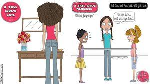 สูงไปใครว่าดี?! มาดู 20 ปัญหาการใช้ชีวิตที่ สาวตัวสูง ต้องเจอเป็นประจำ