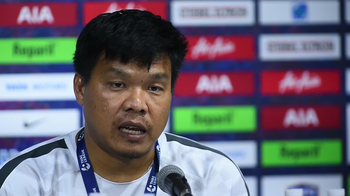 โค้ชโบ้ ให้สัมภาษณ์หลังเกม ชลบุรี พ่าย บีจี ยับ