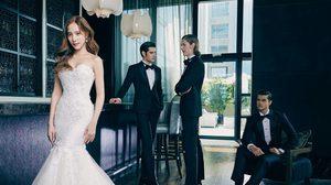 พิกเล็ท-ชาราฎา สวยหรูหราในลุคชุดแต่งงาน - คุณหนูไฮโซกับนายบอดี้การ์ด