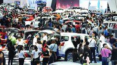 ครึ่งทาง สำหรับงาน The Bangkok International Motor Show ครั้งที่ 39 ยอดจองไหลลื่น โตถึง 18%