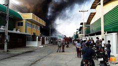 ไฟไหม้โรงงานรับผลิตอาหารเสริม เสียหายกว่า 10 ล้านบาท