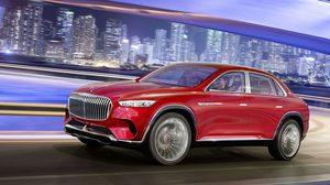 Mercedes-Maybach Ultimate Luxury 2018 เตรียมเปิดผ้าคลุมครั้งแรกในงาน Auto China 2018