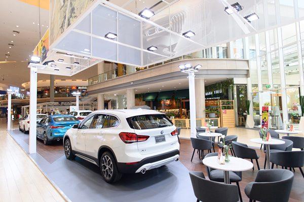 German Auto Pop Up Showroom