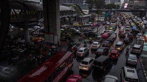 กรมอุตุฯ เผยไทยมีฝนฟ้าคะนองหลายพื้นที่-กทม.ฝนตก 70%