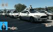 Uber เปิดตัวรถไร้คนขับ