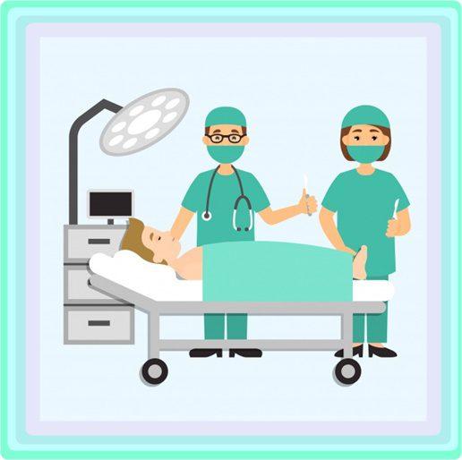 โรคที่สามารถรักษาได้ด้วยการผ่าตัดส่องกล้อง