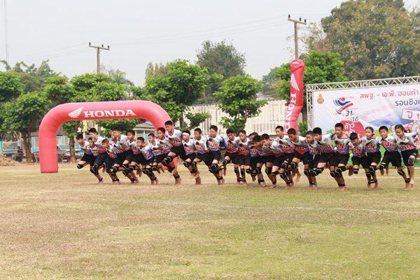 """ฮอนด้าประกาศผลทีมชนะเลิศ """"วิ่ง 31 ขา"""" ปีที่ 16เยาวชน """"โรงเรียนบ้านริมใต้"""" จากเชียงใหม่ คว้าแชมป์เป็นครั้งแรก ด้วยสถิติ 8.969 วินาที"""