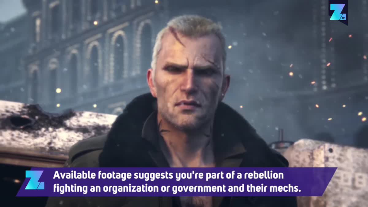 Left Alive. Surviving...now with Mechs?