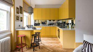 ดีต่อต่อมเจริญอาหาร! 15 ไอเดีย แต่งห้องครัว สีเหลืองสดใสรับซัมเมอร์