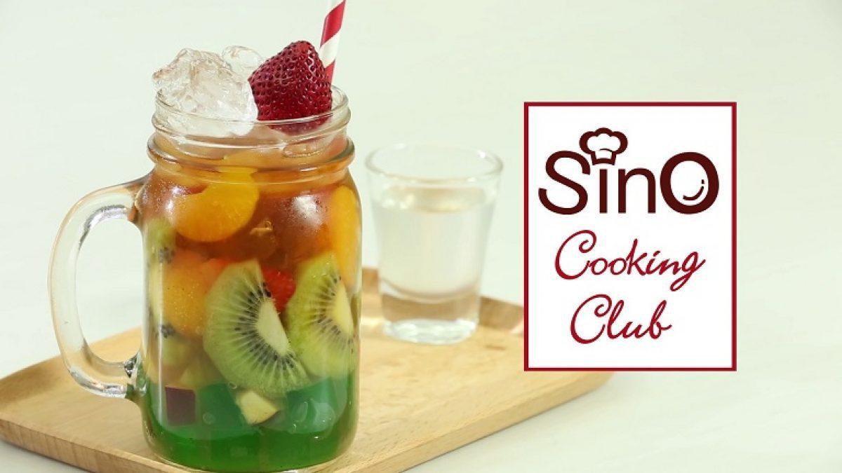 ไอซ์ทีผลไม้เจลลี่มิ้นท์ | EP.29 Sino Cooking Club