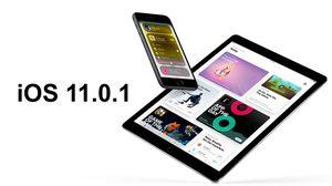 Apple ปล่อย IOS 11.0.1 แก้ไขข้อบกพร่องในการใช้ email