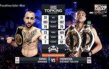คู่ที่ 5 Superfight ยอดวิชา เข้มมวยไทยิม VS แดเนียล ฮอร์โรบิ้น