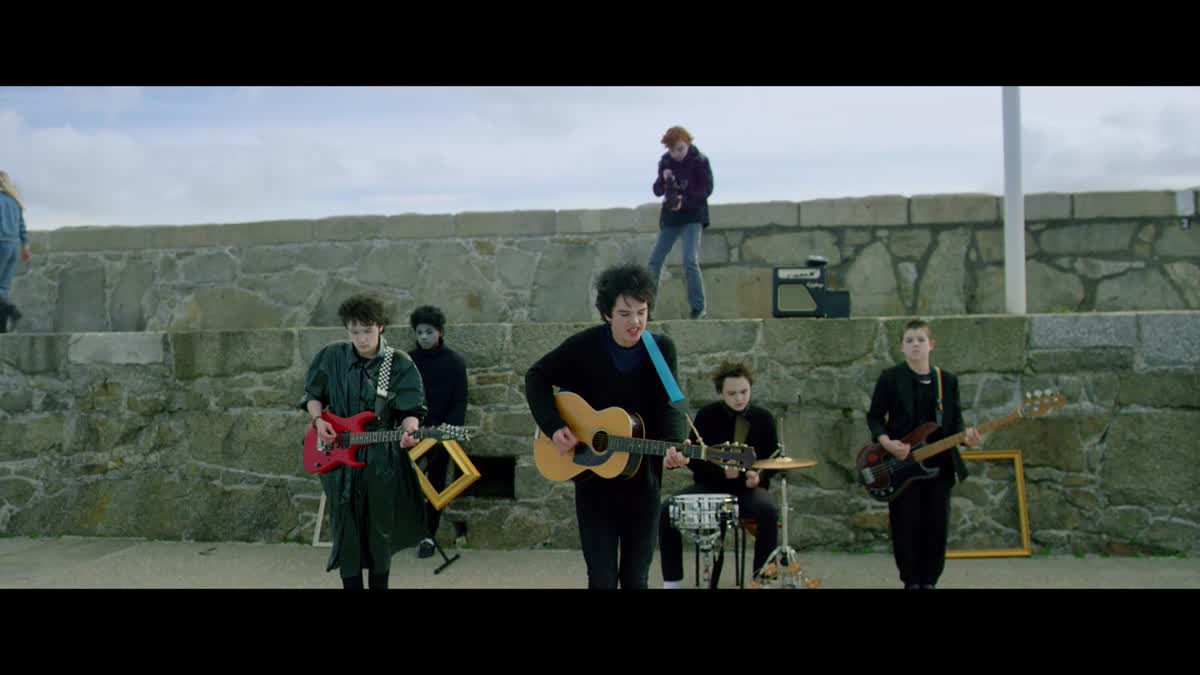 A Beautiful Sea - Sing Street