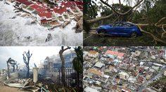 22 ภาพความเสียหายจาก พายุ เฮอร์ริเคนเออร์มา พัดถล่มทุกอย่างที่ขวางหน้า