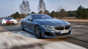 น่าจับตา BMW 8 Series Coupe ตัวโคลนนิ่งจากสนามแข่งสู่ท้องถนน