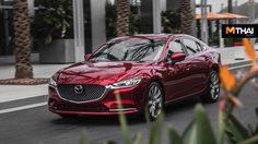 Mazda6 รุ่นเครื่องยนต์ดีเซล ขับเคลื่อนสี่ล้อ บุกอเมริกาแน่ เร็วๆ นี้