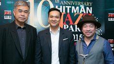 ค่ายเพลงแจ๊ส Hitman จัดใหญ่ ฉลอง 10 ปี