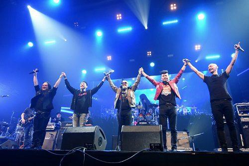 The Rock Power Concert คอนเสิร์ตระเบิดพลังร็อก