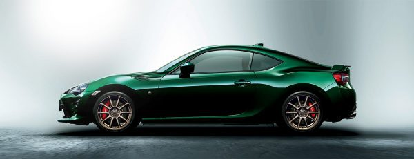 Toyota 86 British Green Limited 2019