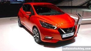 All New 2017 Nissan Micra อวดโฉมแล้วที่ เจนีวา มอเตอร์ โชว์