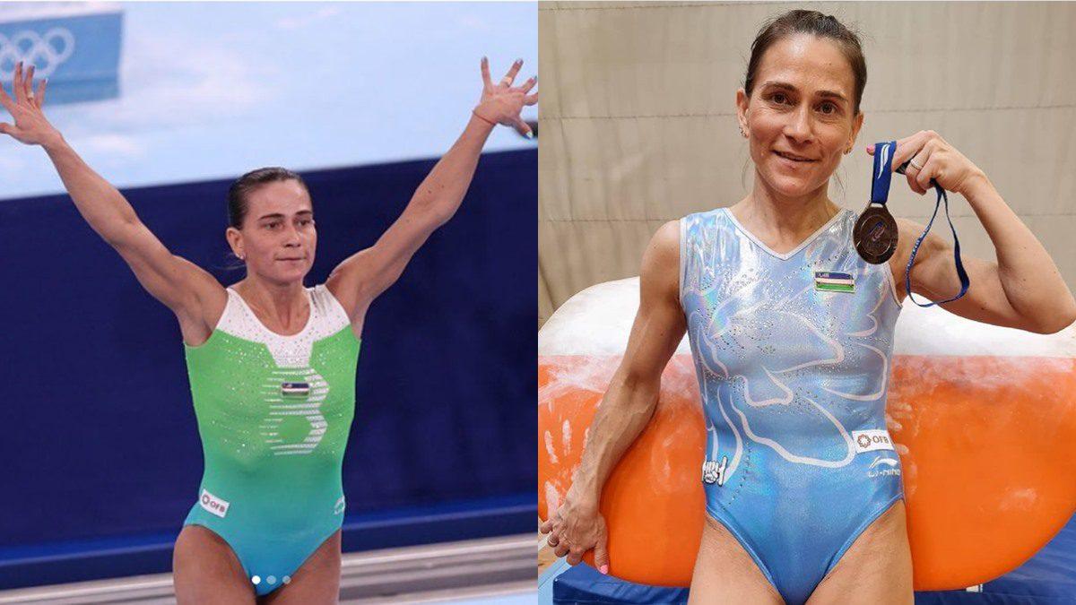 รู้จัก Oksana Chusovitina นักกีฬายิมนาสติก วัย 46 ผู้ผ่านโอลิมปิกมา 4ทศวรรษ